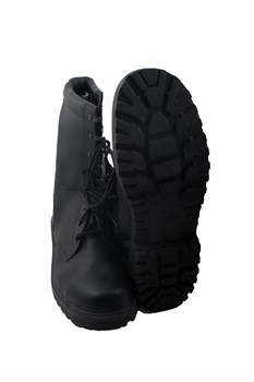 "Берцы Английские ""DOUBLE DUTY BLACK LEATHER SAFETY BOOTS"" - фото 5372"