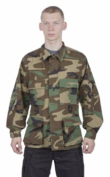 Блуза Battle Dress Uniform (BDU) - фото 5439