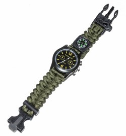 Часы Watch General with paracord - фото 5721