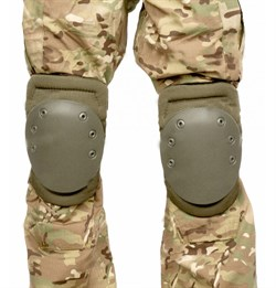 Tactical Knee Pads, Olive, Flectarn - фото 6562