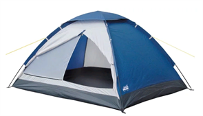 Палатка High Peak Monodome PU Blue 10158