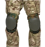 Tactical Knee Pads, Olive, Flectarn